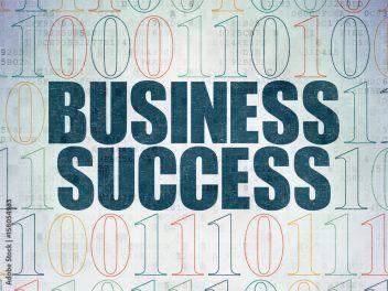 Koncepcja Finansowania Sukces W Biznesie Na Tle Cyfrowych