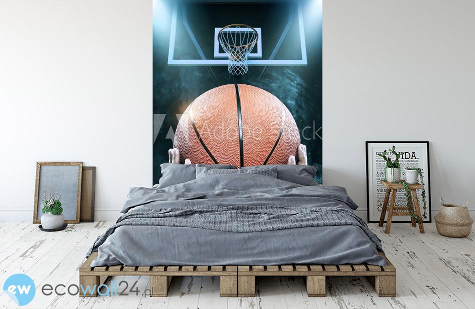 fototapeta koszykówka