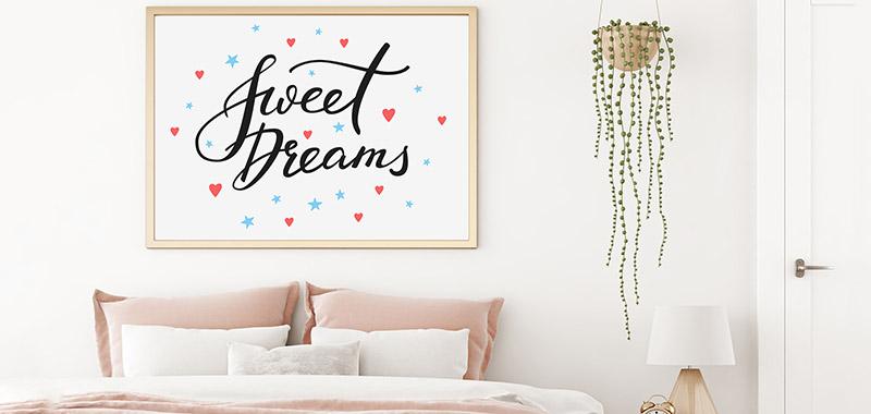 Obrazy Plakaty Do Sypialni