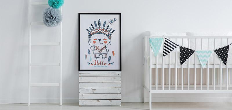 Plakaty Na ścianę Do Pokoju Dziecięcego Ecowall24pl