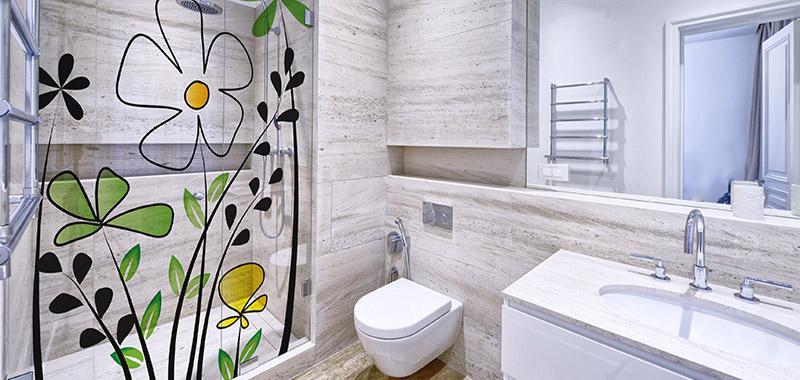 Naklejki Dekoracyjne Na ścianę Do łazienki Ecowall24pl