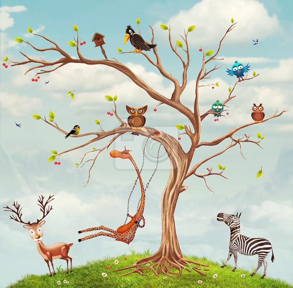 Zwierzęta i Drzewo życia