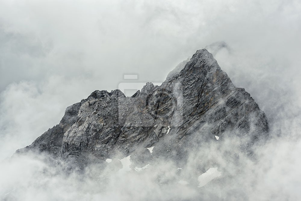 Mglista góra