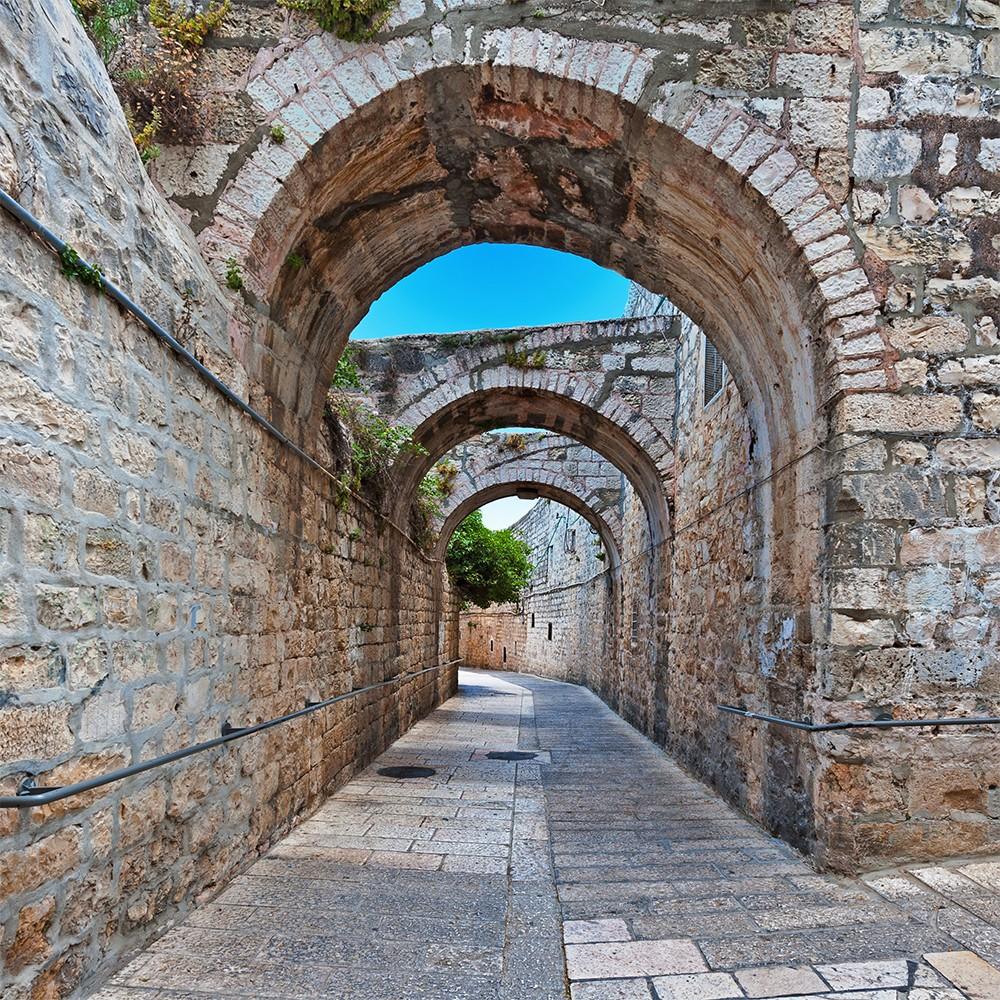 Droga Jerusalem