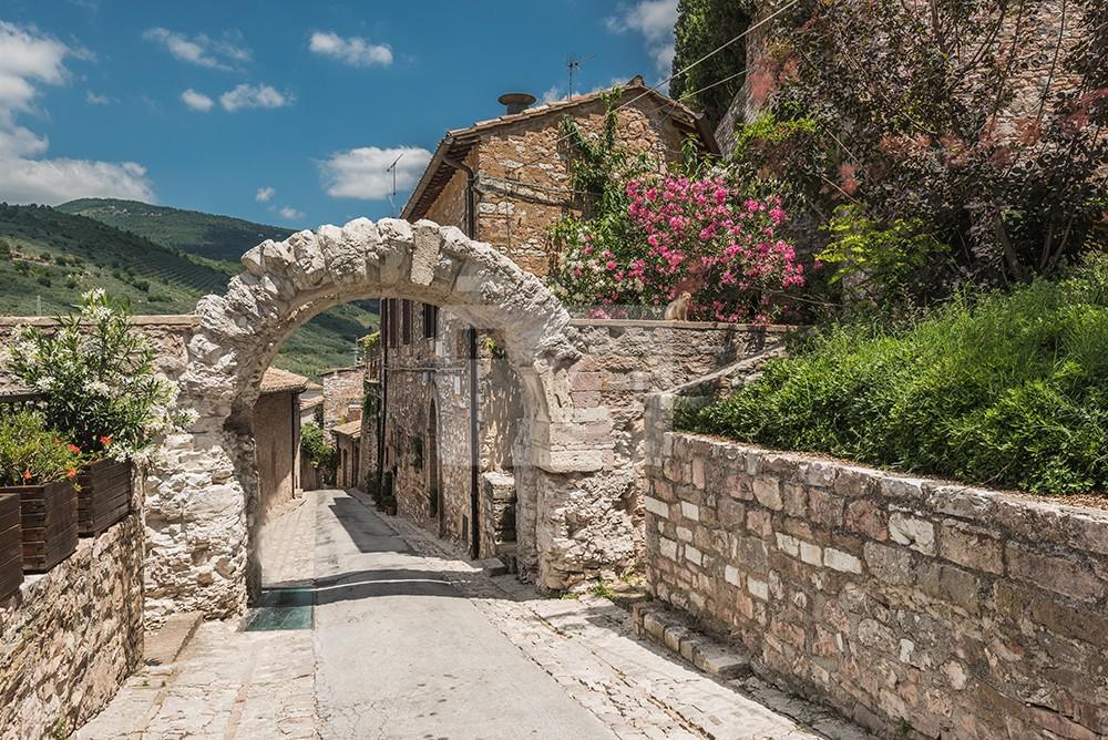 Uliczka Umbria