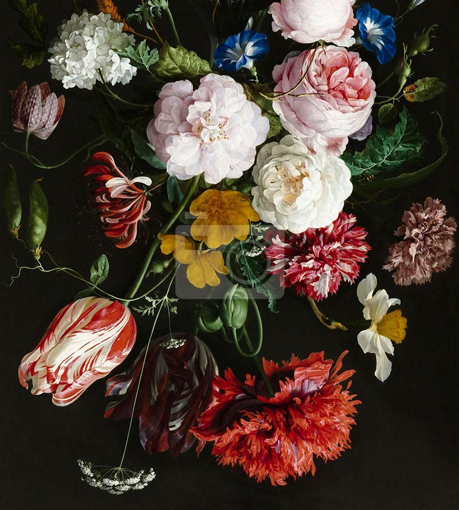 Wiszące kwiaty