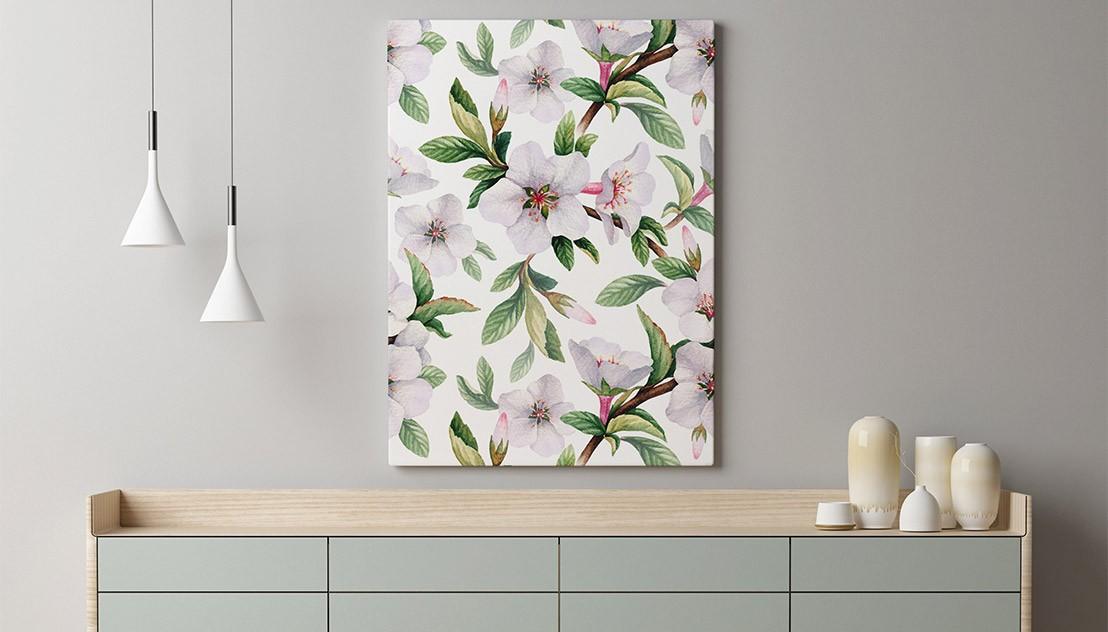 Obraz Kwiat Wiśnii